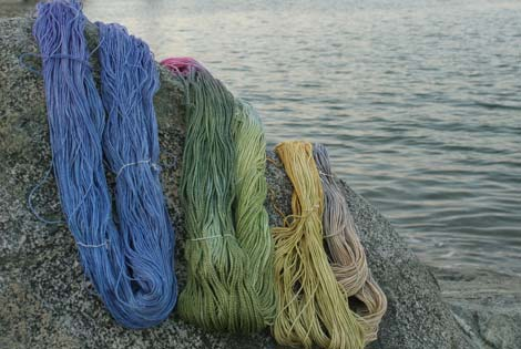Seasilkyarns