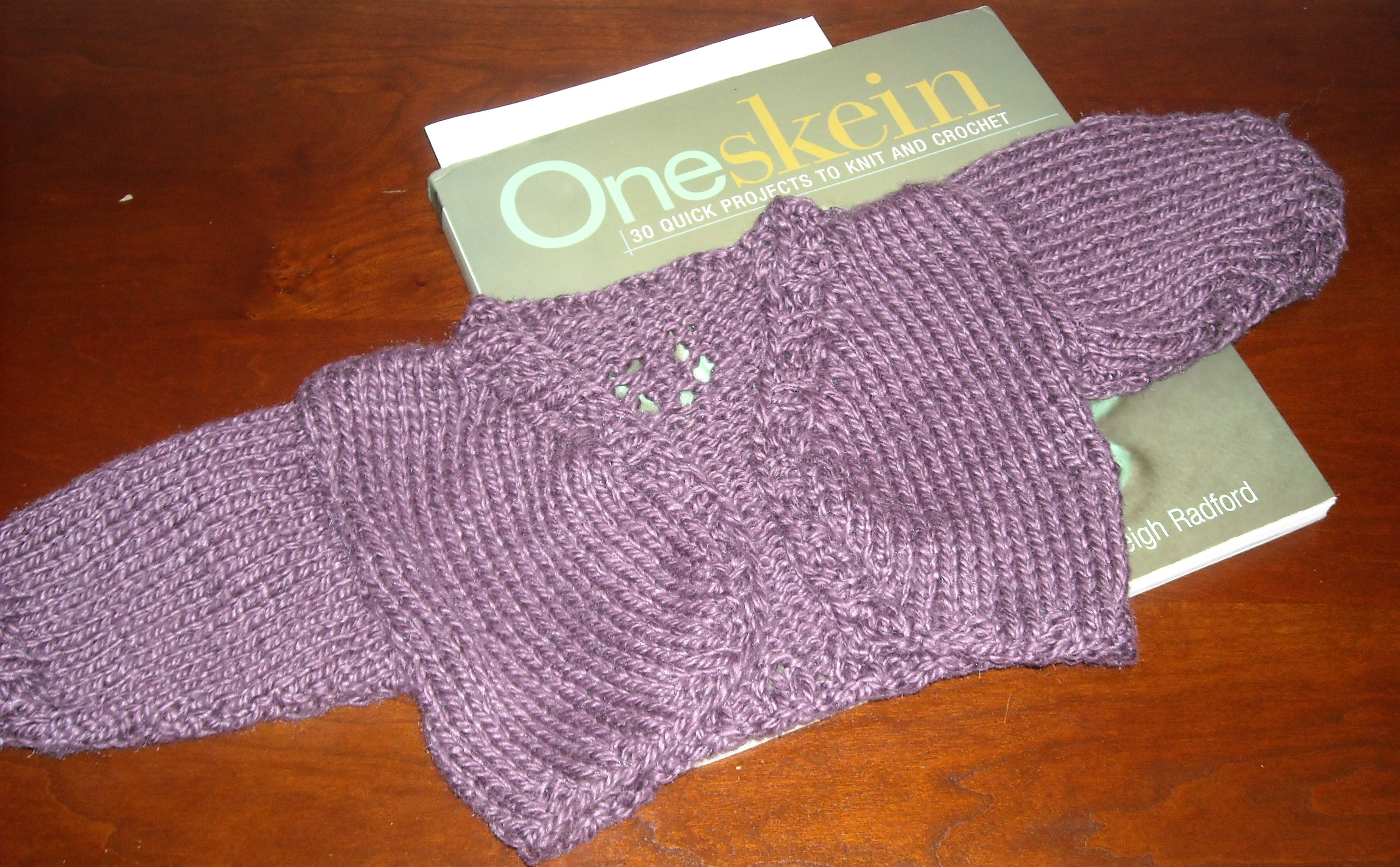 August Baby Bolero - Wool Free and Lovin\' Knit