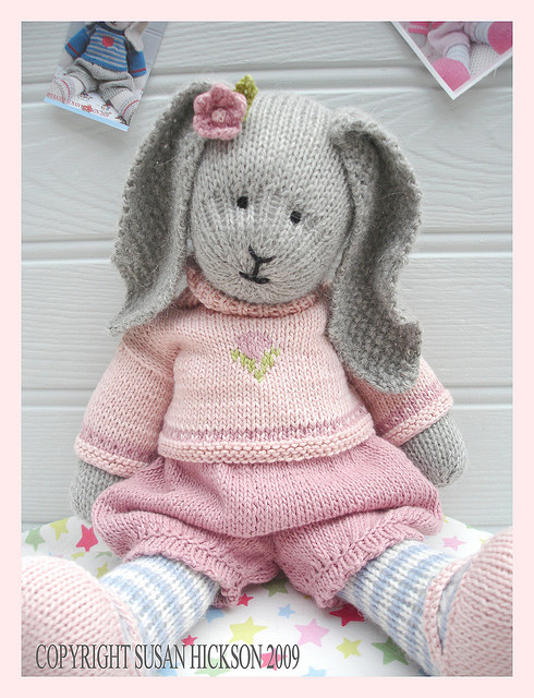 Wool Free And Wonderful Introduces Primrose Rabbit Wool Free And