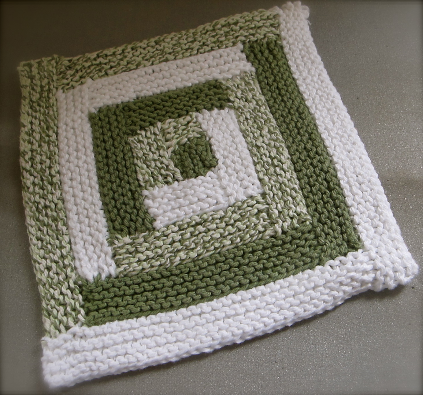 Outstanding Free Knitting Patterns For Christmas Dishcloths Ensign ...