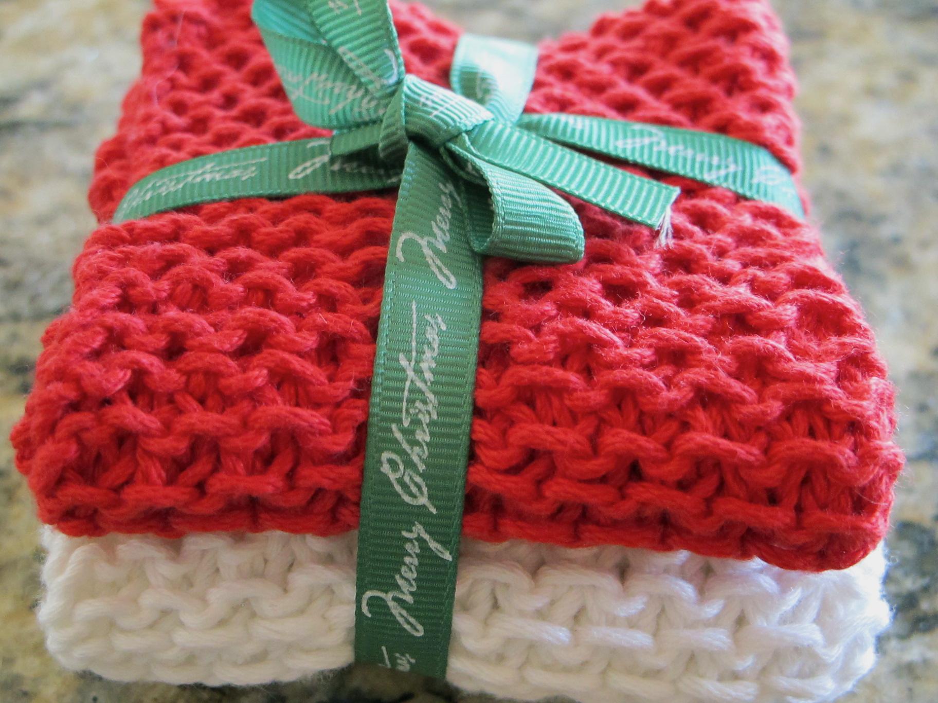Christmas Knitting - Wool Free and Lovin\' Knit
