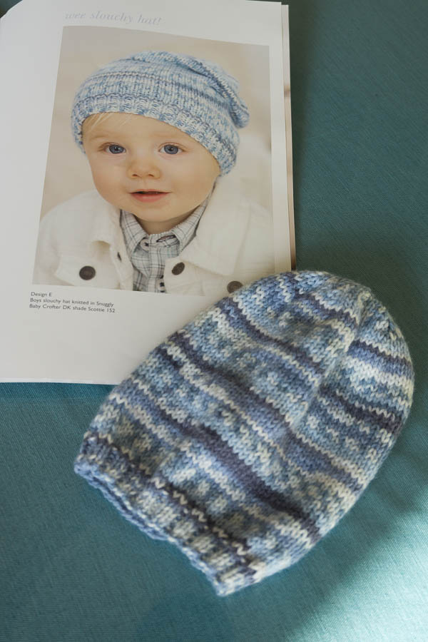 Sirdar Snuggly Baby Crofter Dk Wool Free And Lovin Knit